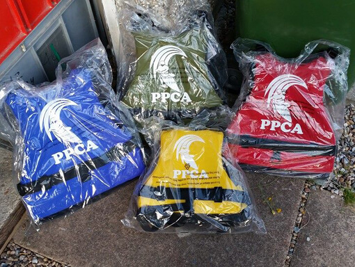 PPCA Equipment and Clothing